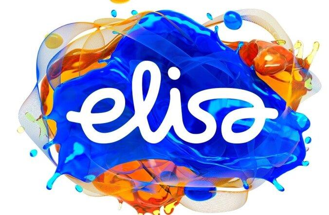 Elisa logo.