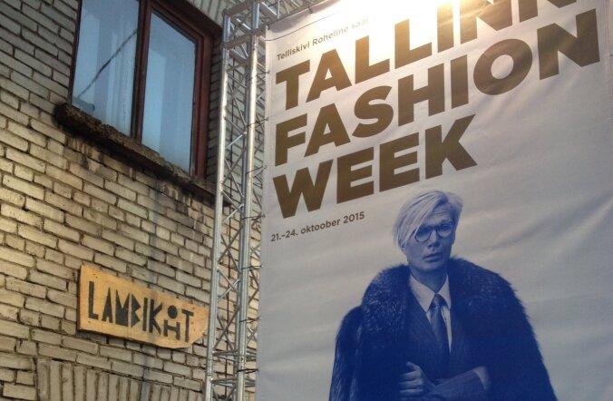 Таллиннская неделя моды 2015: Нимфы, готы и минимализм