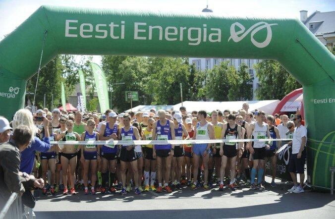 Eesti Energia on olnud suursponsoriks mitmetele tervisespordiüritustele. Riik seda mõistlikuks ei pea.