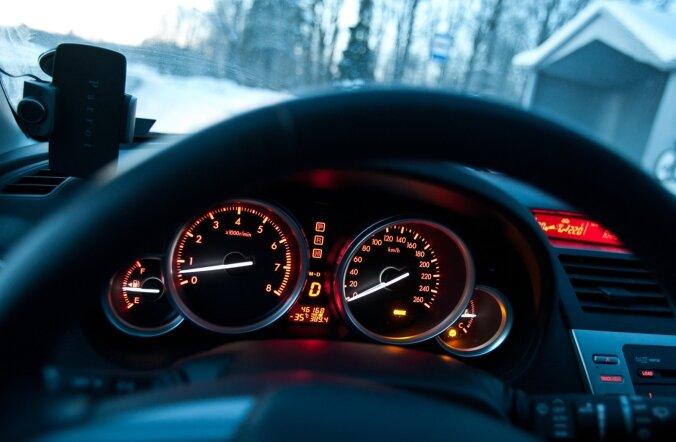 Firmaautode sõidupäevikud võivad peagi lennata ajaloo prügikasti