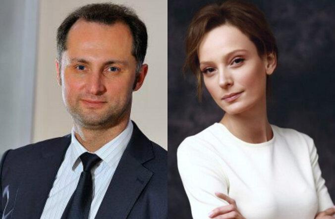 Oleksander Kharebin ning Victoria Romanova