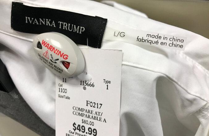 """Trumponomics: Trumpil läheb üleskutsega """"osta Ameerika kaupa!"""" raskeks"""