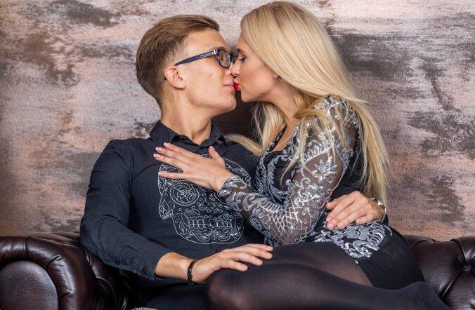 Brigitte Susanne Hunt ja Ron Nõmm