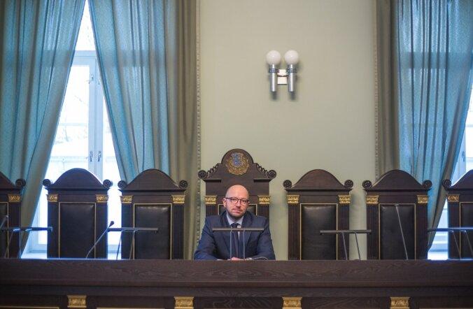 Riigikohtu esimehe Priit Pikamäe sõnul tuleks uurida, kas meil on kohtuvõrku praegusel kujul vaja või peaks mõtlema muudatustele.
