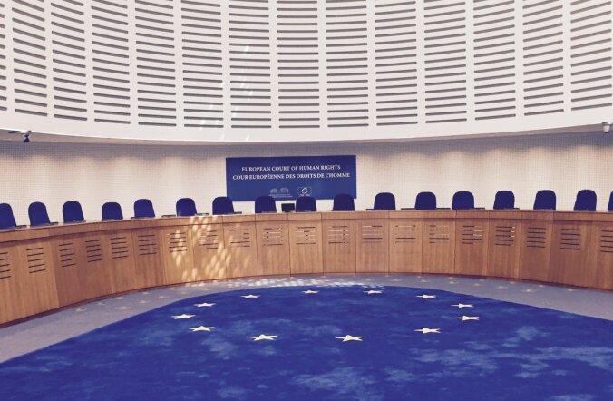 Strasbourgi  kohus