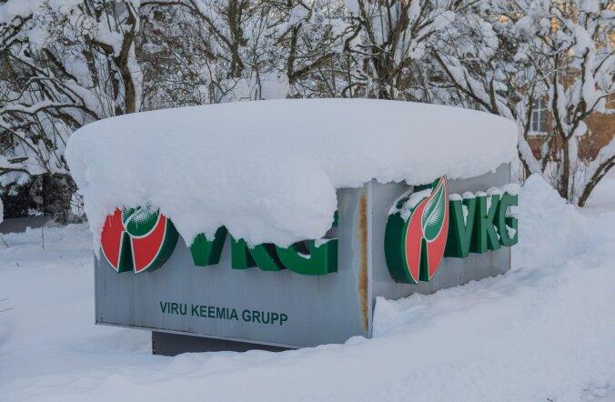Viru Keemia Gruppi ei vaeva mitte ainult lume-, vaid ka murekoormad. Viimastel andmetel koondatakse 370 töötajat.