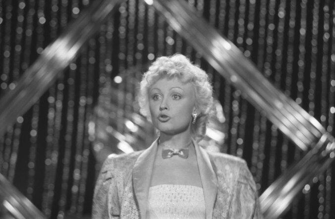 1980. aastate estraadikuninganna Anne Veski