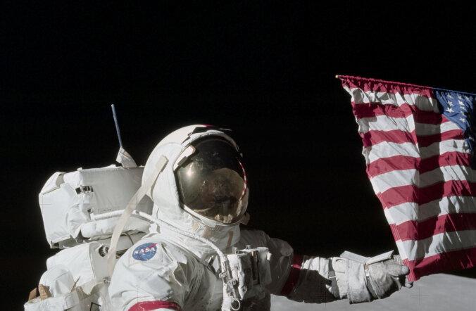 Miks ikkagi pole kosmosest tehtud piltide peal taevatähti näha?