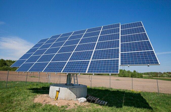 Haapsalu lasteaed hakkab päikesepaneelidega toodetud elektrit müüma