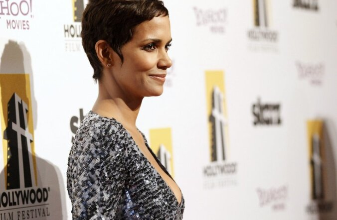 Halle Berry: mu tütar on mustanahaline!