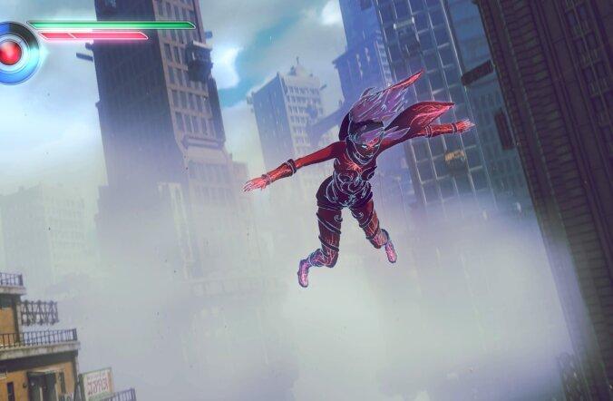 Forte mänguarvustus: Gravity Rush 2 (PS4) – nagu eelkäija, aga suurem ja parem!
