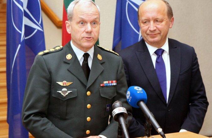 NATO kindral Leedule: Tean, mis Kaliningradis toimub