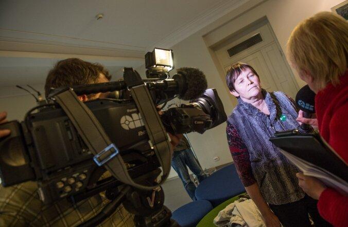 Eesti arstide liidu peasekretär Katrin Rehemaa