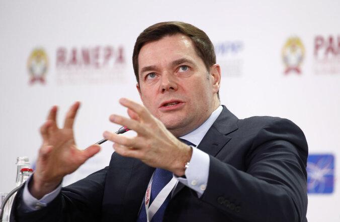 Vene miljardär on investorite peale pahane