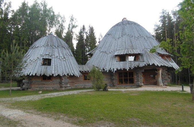 ФОТО читателя Delfi: Кто бывал в Покумаа, знает, где в Эстонии живет сказка