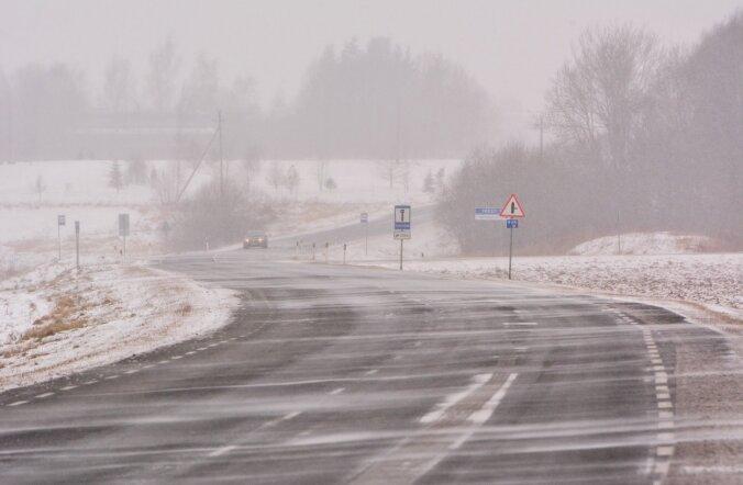 Viljandimaa teeolud