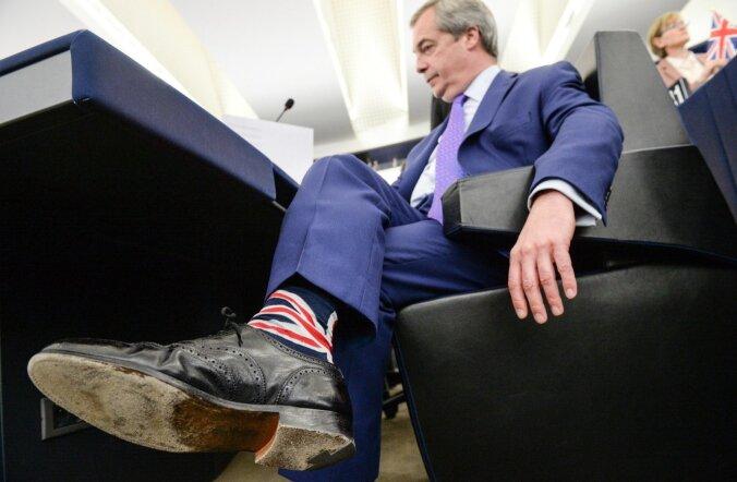 Nigel Farage viis Suurbritannia rahva EL-ist väljaastumise poolt hääletama, kuid küsimus on selles, kas valede kaudu eesmärkide saavutamine on eeskuju.