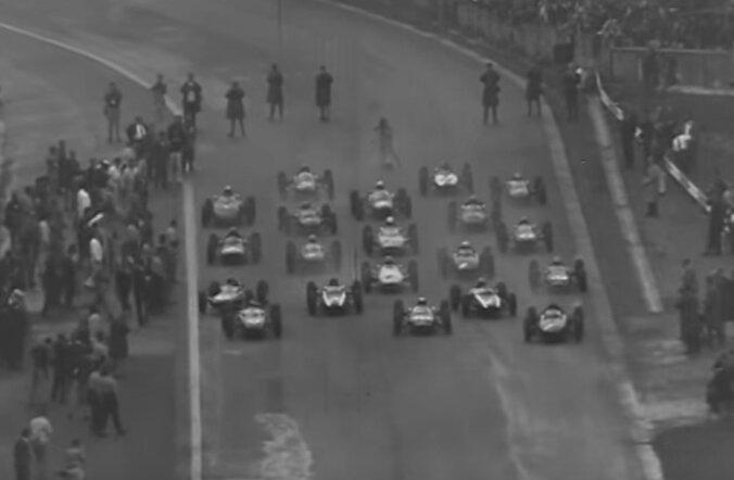 F1 aastal 1963: Jim Clarki võiduga algas Lotuse meeskonna hiilgav ajastu