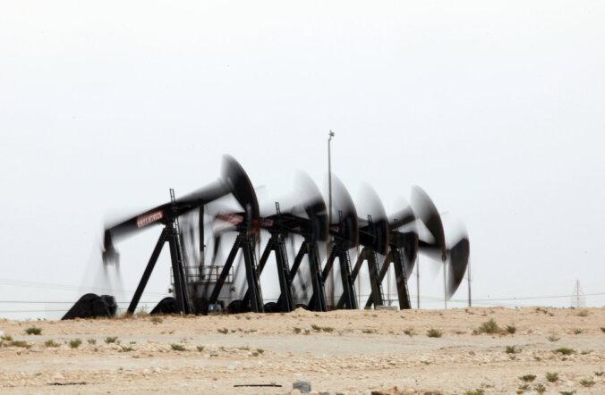 Рост буровой активности в США снижает цены на нефть