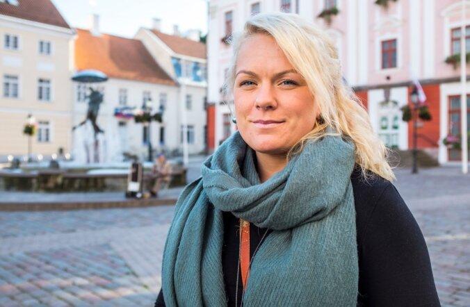 Kaisa Pajusalu ootab oma treeningugruppi aastail 1998–2004 sündinud sõudmishuvilisi.
