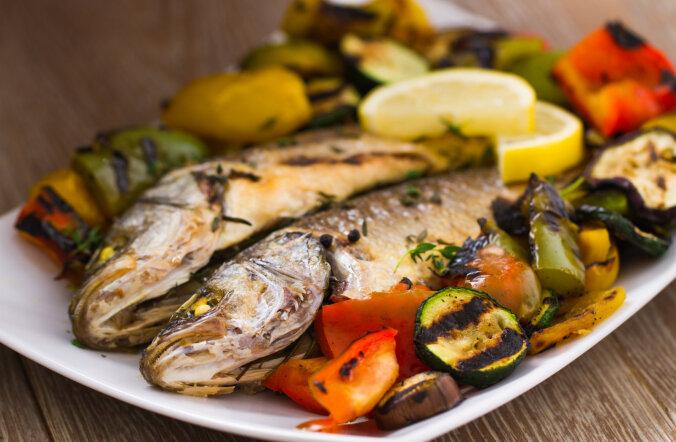 Nipid, millega meelitada lapsed kala ja köögivilju sööma