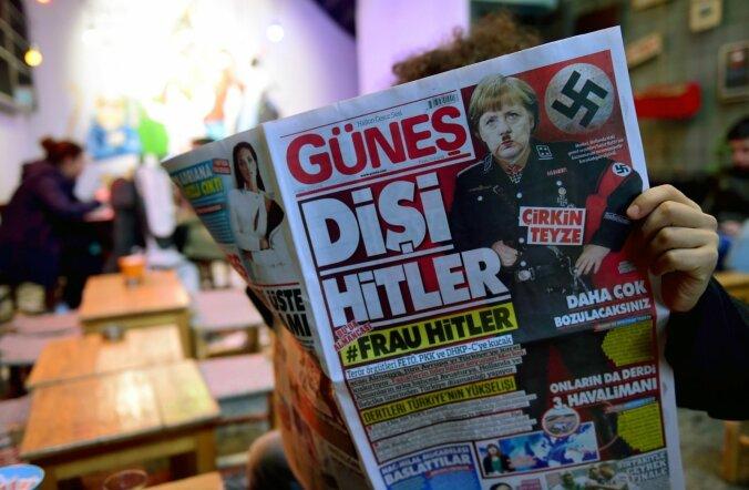 TURKEY-GERMANY-POLITICS-MEDIA-DIPLOMACY