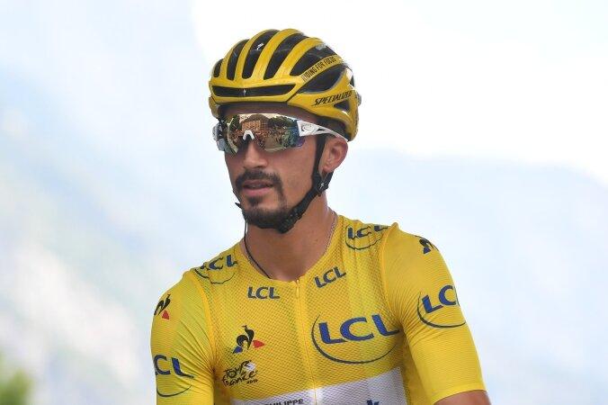 42348d43166 VIDEO | Tour de France'i etapp tuli ekstreemsete olude tõttu katkestada