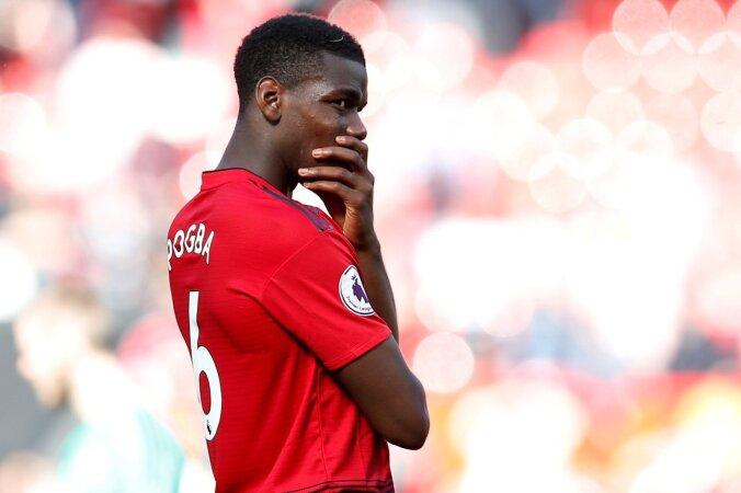 cbfe68ec479 Pogba ja tähtmängija agendi tegutsemine on ajanud Manchester Unitedi marru