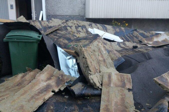 38db0c21df2 Tormi tagajärjed: If Kindlustusele on teatatud 25 kahjust ligi 45 000 euro  eest