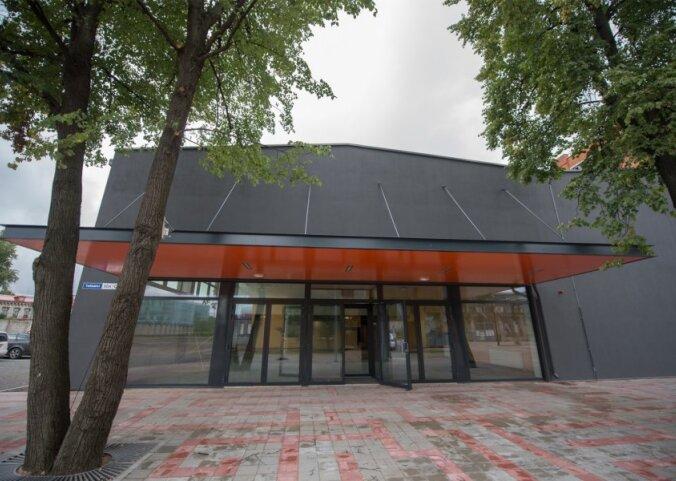 Vaba Lava teatrimaja ehitus