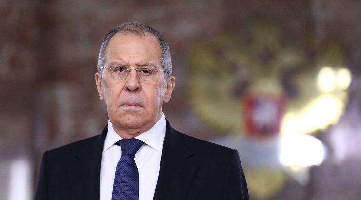 Lavrov ütles, et Venemaa on valmis suhete katkestamiseks Euroopa Liiduga