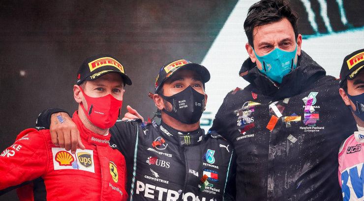 The Sun avaldas vormeliässade palganumbrid: Hamilton teenib pika puuga suurimat palka, Vettel leppis suure kärpega
