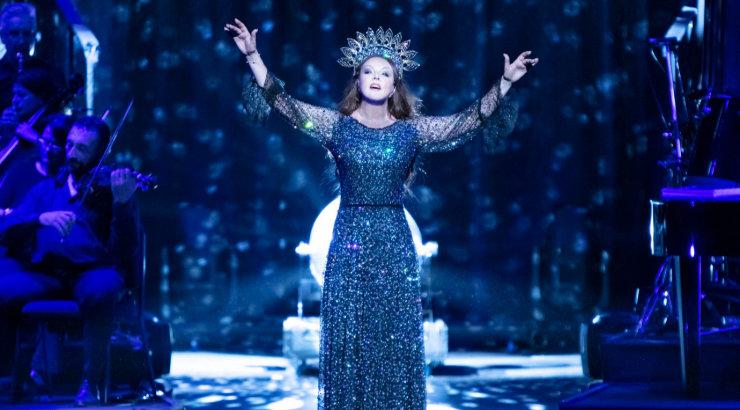 Sarah Brightman annab kaks kontserti Eesti koori ja orkestriga: palve tuli Brightmanilt endalt!