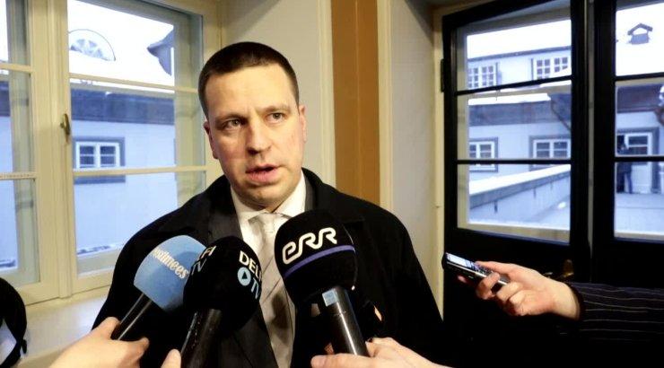 DELFI FOTOD | Ratas ja Kallas arutasid koalitsiooniplaane. Otsus langeb pärast reedel toimuvat Keskerakonna juhatust