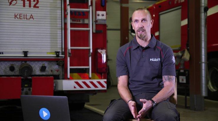 DELFI TV SPIKKER | Tuletõrjuja selgitab: Austraalia metsatulekahjudele sarnaseid ilminguid näeb ka Eestis