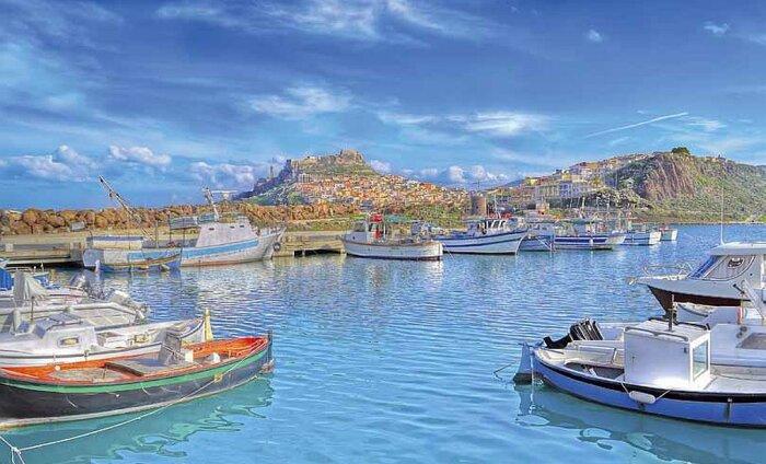 Sardiinia - maaliline saar keset helesinist merd, kuhu tuleks sõita mitu korda