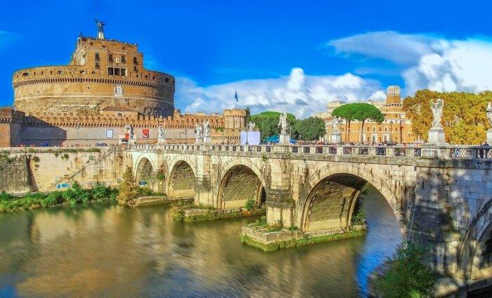 Hea pakkumine! Edasi-tagasi otselennud Tallinnast Rooma alates 128 eurost