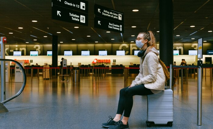 Uued tingimused ohutuks reisimiseks: lennukites tuleb kanda maske ja hotellides võib toitu tõsta ainult teenindaja