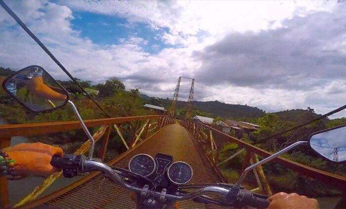VIDEO: 4800 kilomeetrit läbi Kagu-Aasia - vaata seda reisi läbi mootorratturi silmade!