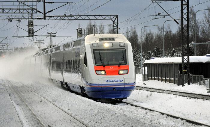 Власти Финляндии заинтересовались проектом скоростной ж/д дороги Москва — Хельсинки