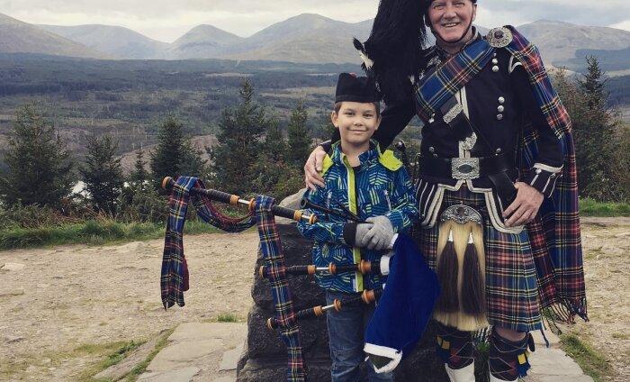 """На волю, в Шотландию. Топ-5 мест отдыха в """"самой красивой стране мира"""""""