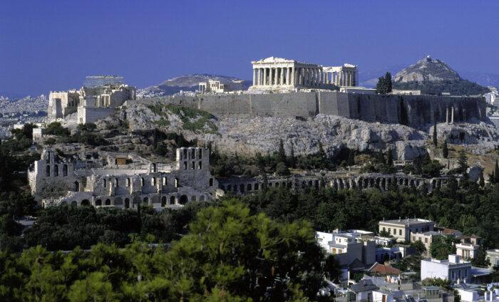 18 идей для божественного отпуска в Афинах