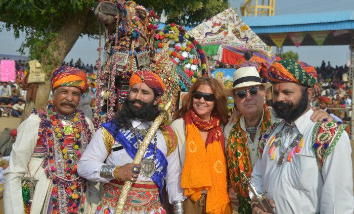 Для туристок, путешествующих в Индию, выпустили рекомендации по безопасности