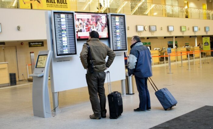 Tallinna lennujaam valiti Euroopa kümne parima hulka