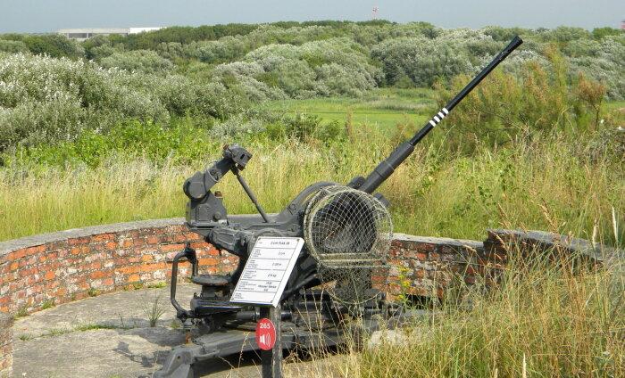 MILITAARTURISMI PÄRLEID | Atlandi vall Belgias ehk Mälestusmärk meeletusele