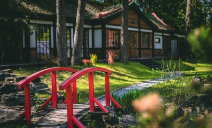 ФОТО | Удивительное рядом! Кусочек Японии недалеко от Риги: в Латвии создали невероятный парк бонсай