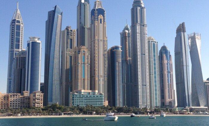 В Дубае открывается отель с 269 бассейнами. Сколько будет стоит ночь?