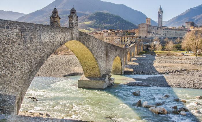 Путешественники определили самый красивый малый город Италии