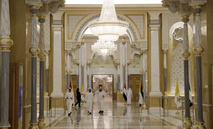 В Абу-Даби для туристов открыли новую достопримечательность