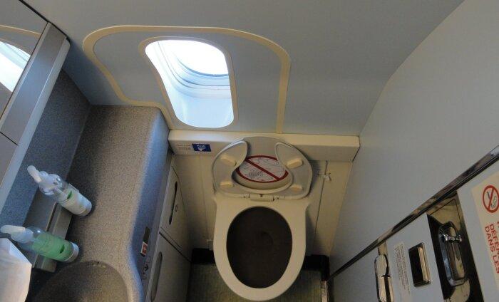 British Airwaysi lennuk pidi vänge tualetireostaja pärast tegema hädamaandumise